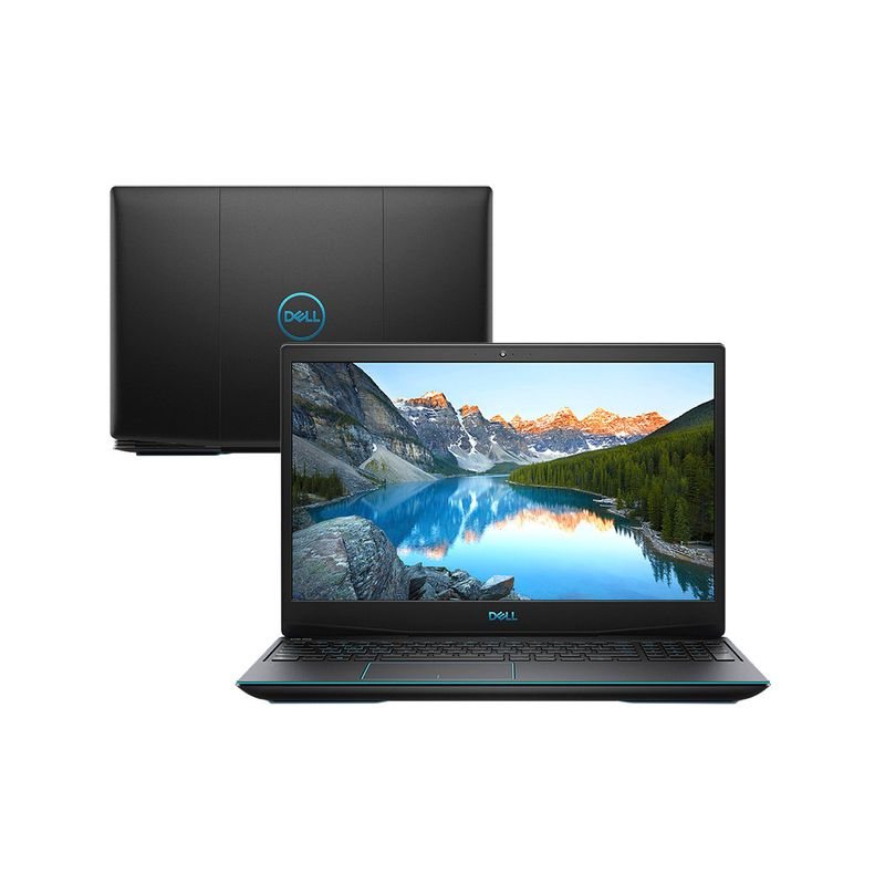 "Notebookgamer - Dell G3-3590-a50p I5-9300h 8gb 512gb Ssd Geforce Gtx 1650 Windows 10 Home Gaming 15,6"" Polegadas"