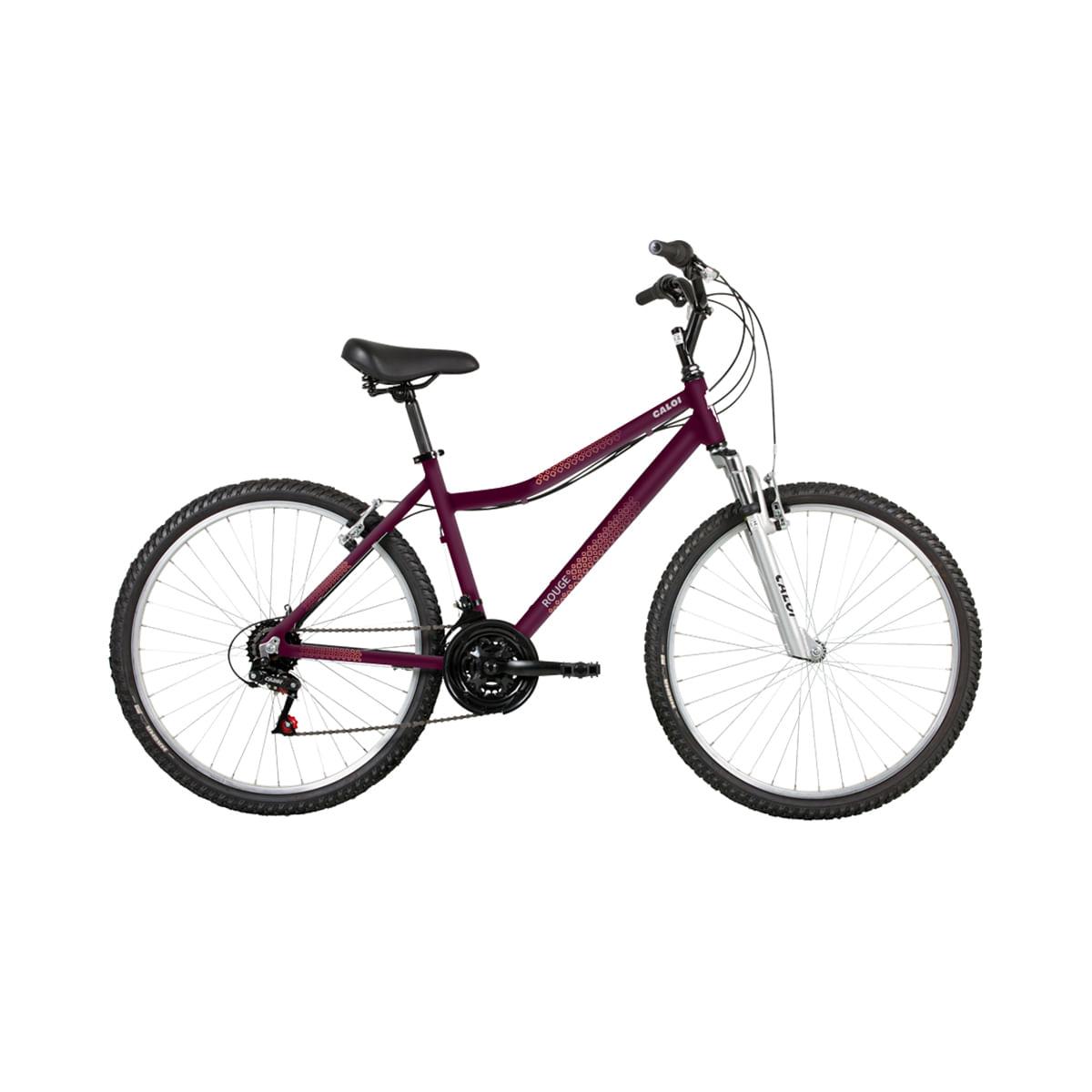 Imagem de Bicicleta Aro 26 Rouge Caloi