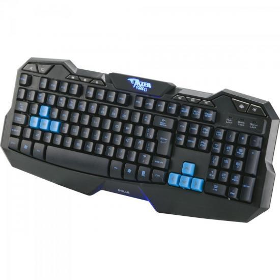 Teclado Usb Mazer Type-g E-blue