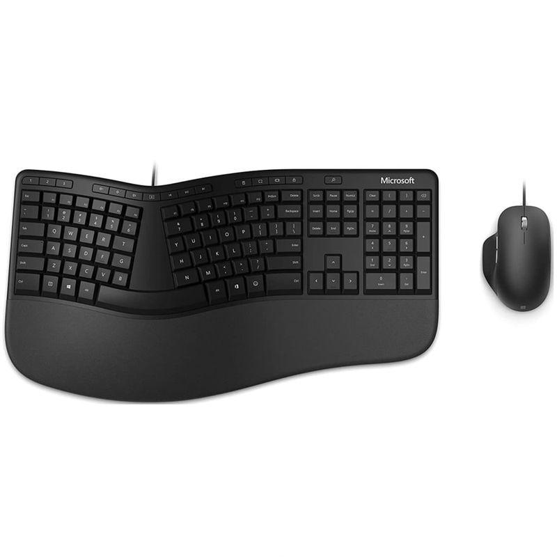 Kit Teclado e Mouse Rju-00001 Microsoft