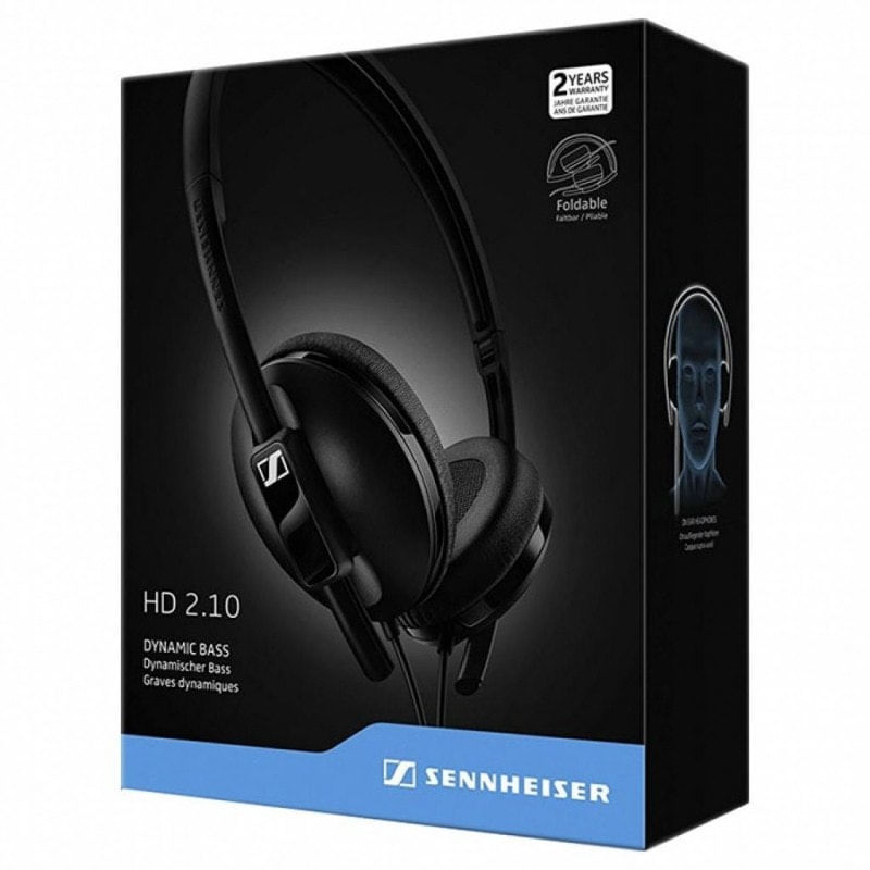 Fone de Ouvido Supra-auricular Sennheiser Hd2.10
