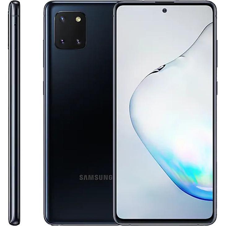 Celular Smartphone Samsung Galaxy Note 10 Lite N770f 128gb Preto - Dual Chip