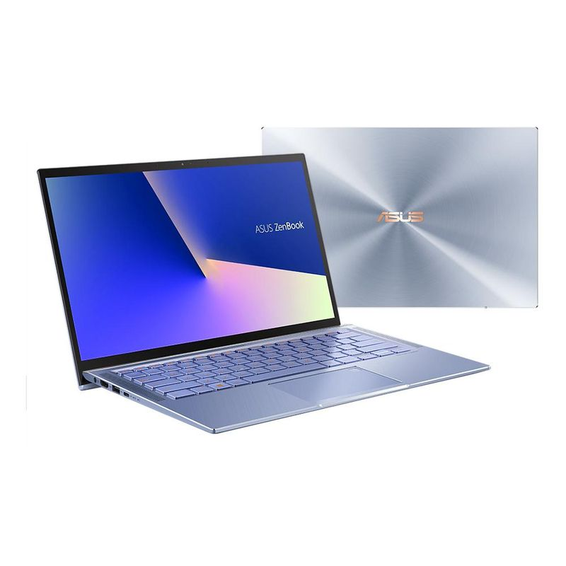 Notebook - Asus Ux431fa-an202t I5-10210u 1.60ghz 8gb 256gb Ssd Intel Hd Graphics Windows 10 Home Zenbook 14