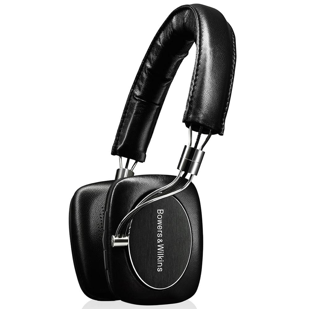 Fone de Ouvido Headphone Over The Ear P5 Preto Bowers & Wilkins Fp29696