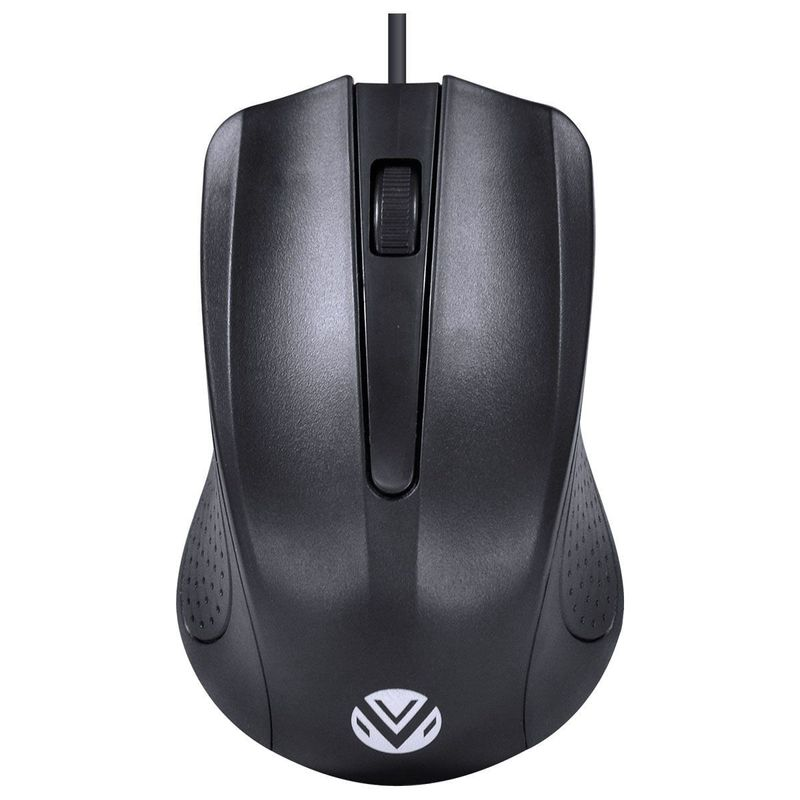 Mouse Usb Óptico Led 800 Dpis Movva Mo-001 Multilaser