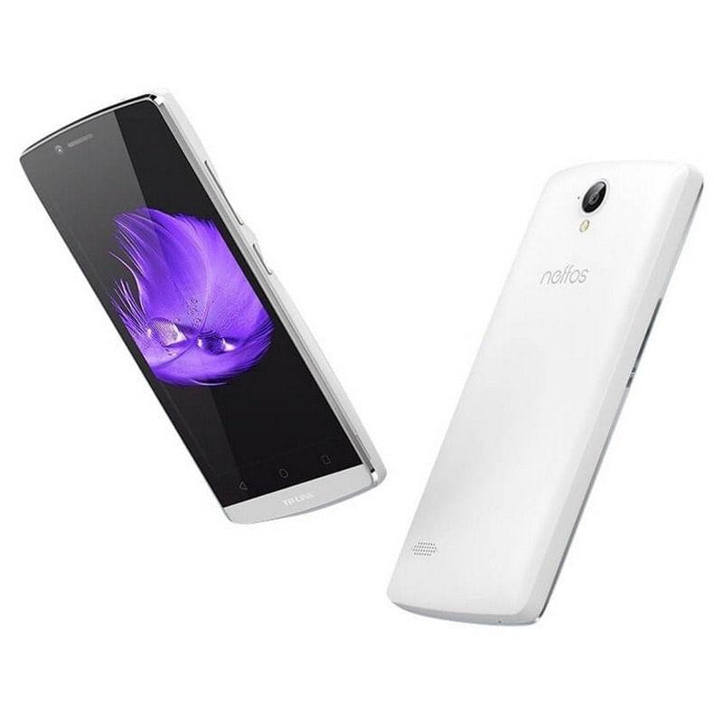 Celular Smartphone Tp-link Neffos C5l 8gb Branco - Dual Chip
