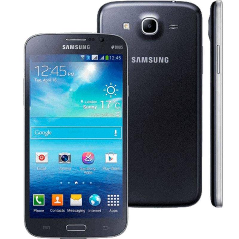 Celular Smartphone Samsung Galaxy Mega Duos I9152 8gb Preto - Dual Chip