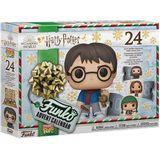 Calendário de Advento do Funko: Harry Potter - 24 Figuras do Vinil (2020)