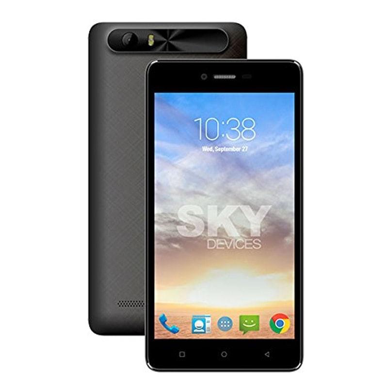 Celular Smartphone Sky Platinum 5.0 16gb Cinza - Dual Chip