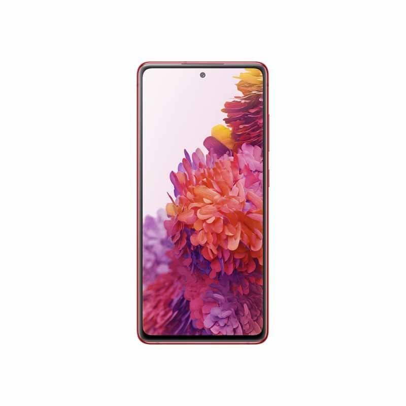 Celular Smartphone Samsung Galaxy S20 Fe 256gb Vermelho - Dual Chip
