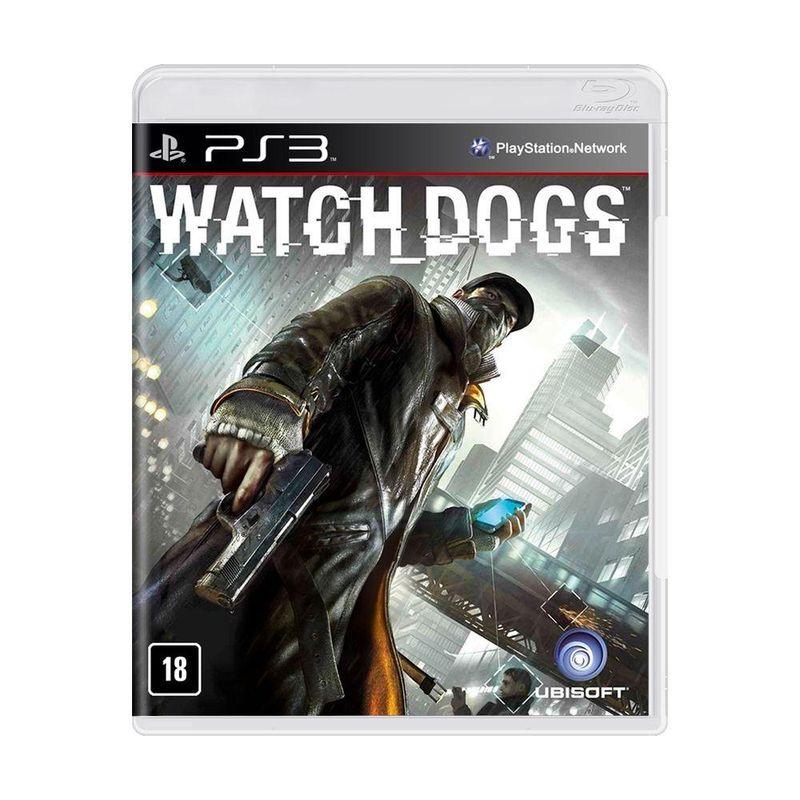 Jogo Watch Dogs - Playstation 3 - Ubisoft