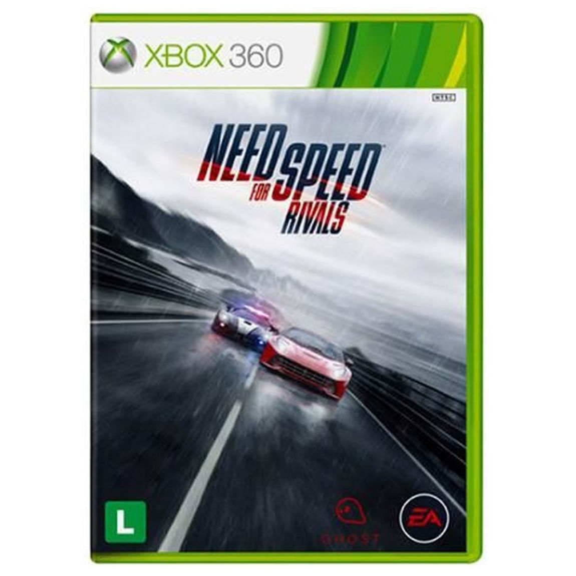 Jogo Need For Speed Rivals - Xbox One - Ea Games