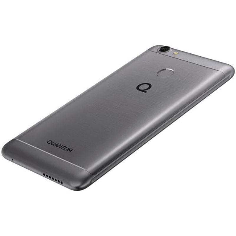 Celular Smartphone Quantum You e 32gb Cinza - Dual Chip