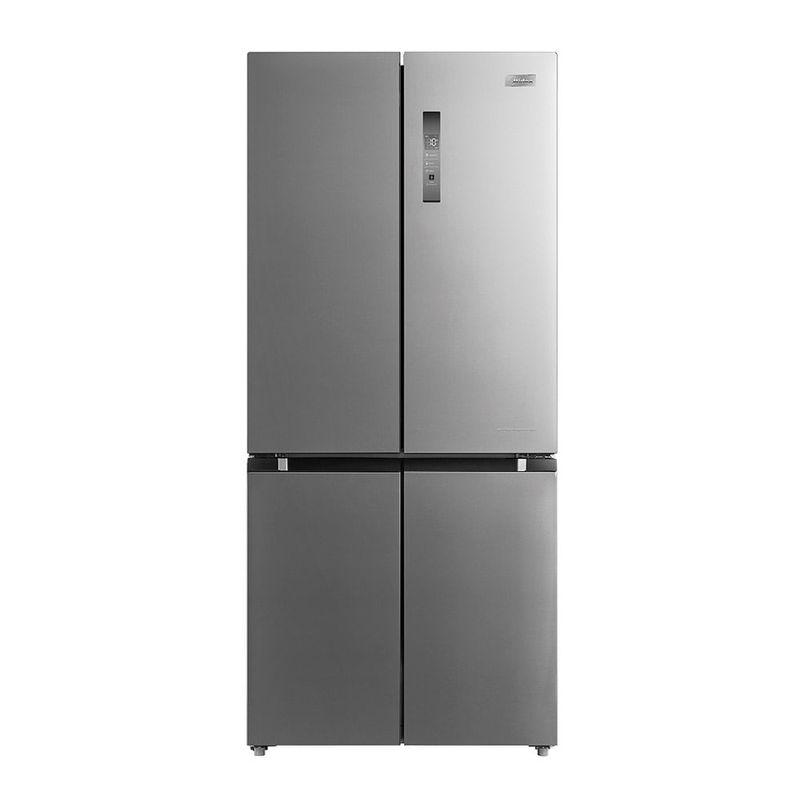 Geladeira/refrigerador 482 Litros 4 Portas Inox Inverter Quattro - Midea - 220v - Md-rf556fga042