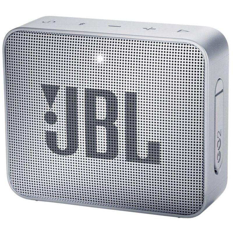 Caixa de Som Jbl Cinza Go 2