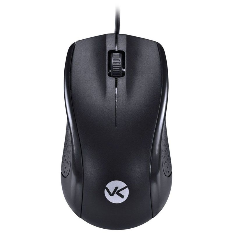 Mouse Usb Óptico Led 1000 Dpis Vinik