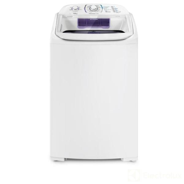 Imagem de Máquina de Lavar Roupas Electrolux Dispenser Autolimpante e Ciclo Silencioso - LPR16