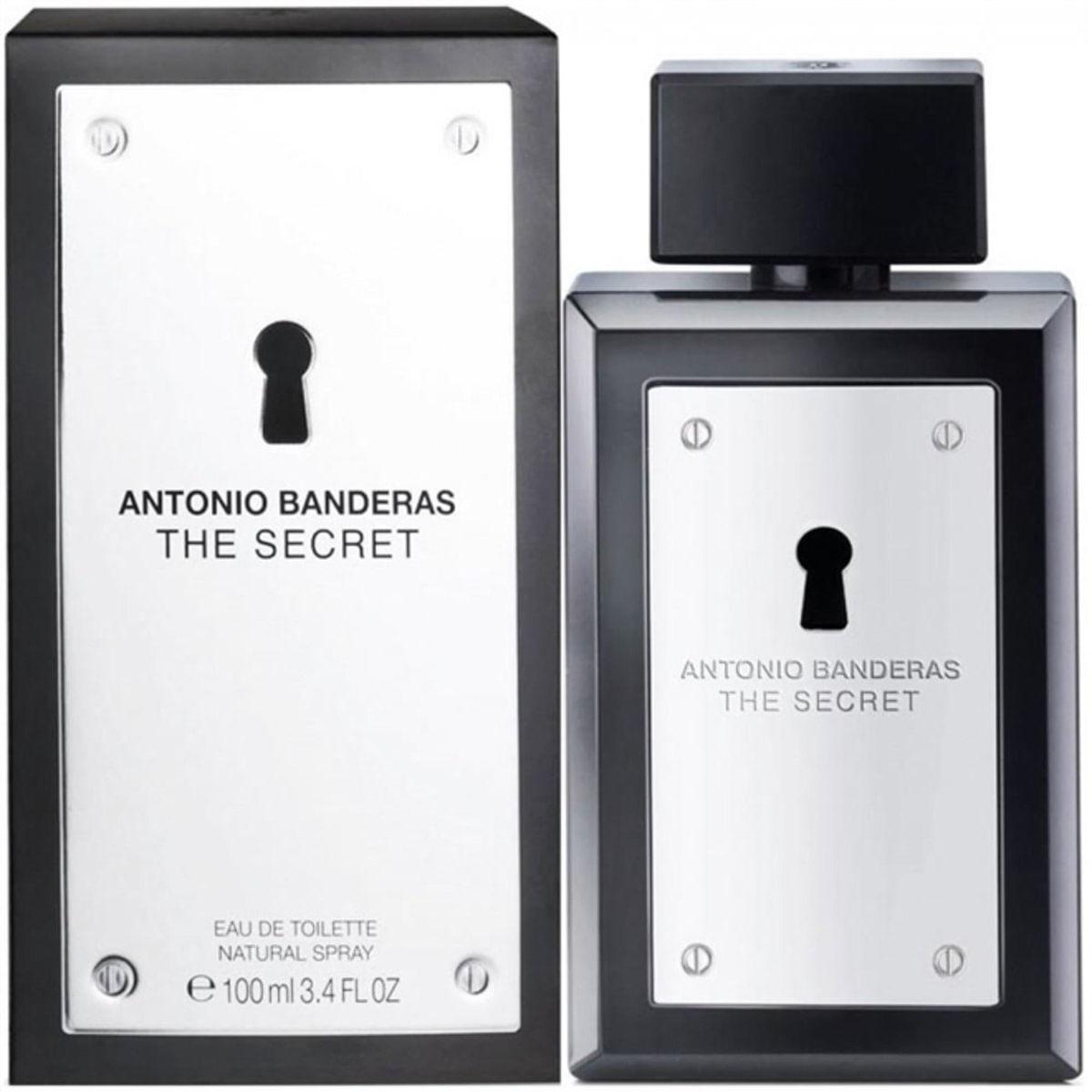 Imagem de Perfume The Secret Antonio Banderas 100ml