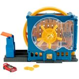 Pista Hot Wheels - Fuja do Banco - Mattel