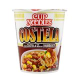 Macarrão Nissin Cup Noodles Costela 68g