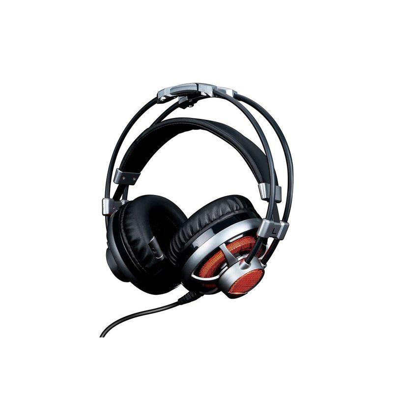 Fone de Ouvido Headset Gamer 7.1 Surround Channel ELG Hgss71