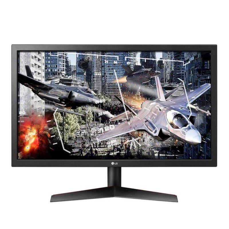"""Monitor 24"""" Led LG Full Hd - 24gl600f-b"""