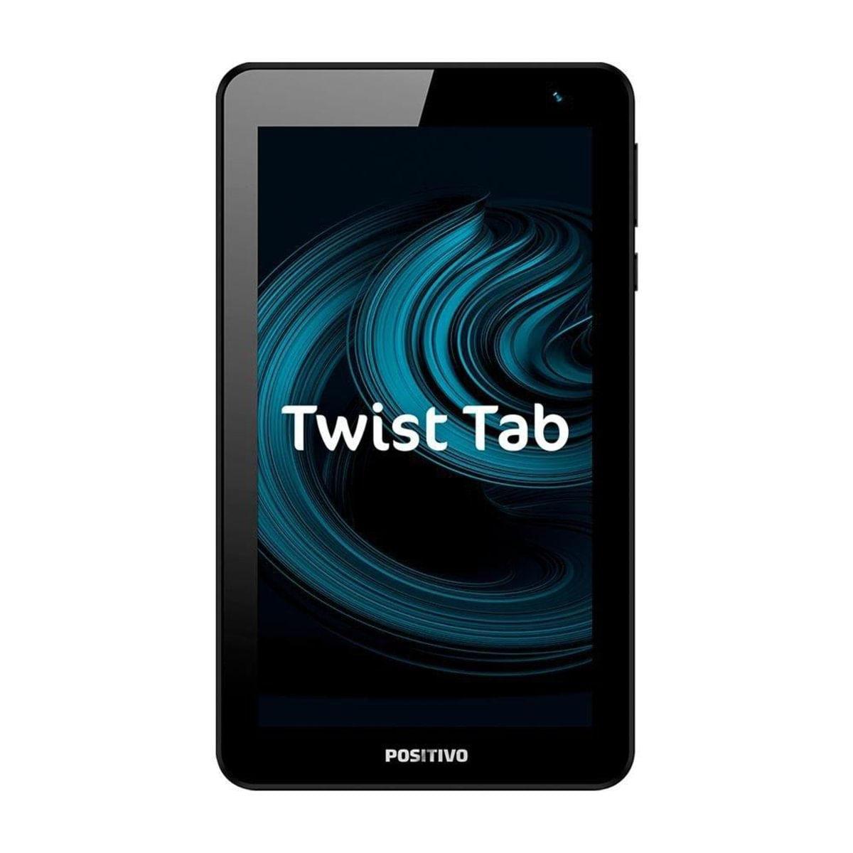 Tablet Positivo Twist T770k Preto 32gb Wi-fi
