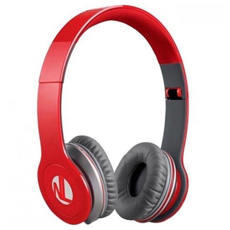 Fone de Ouvido Headphone Extreme Vermelho Newlink Hs110