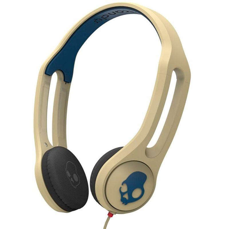 Fone de Ouvido Headphone Icon3 Caqui Skullcandy S5ihfy-306