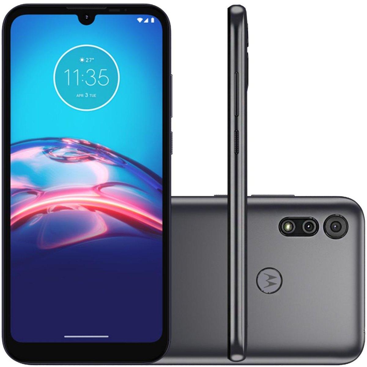 Imagem de Smartphone Motorola Moto E6s 32GB
