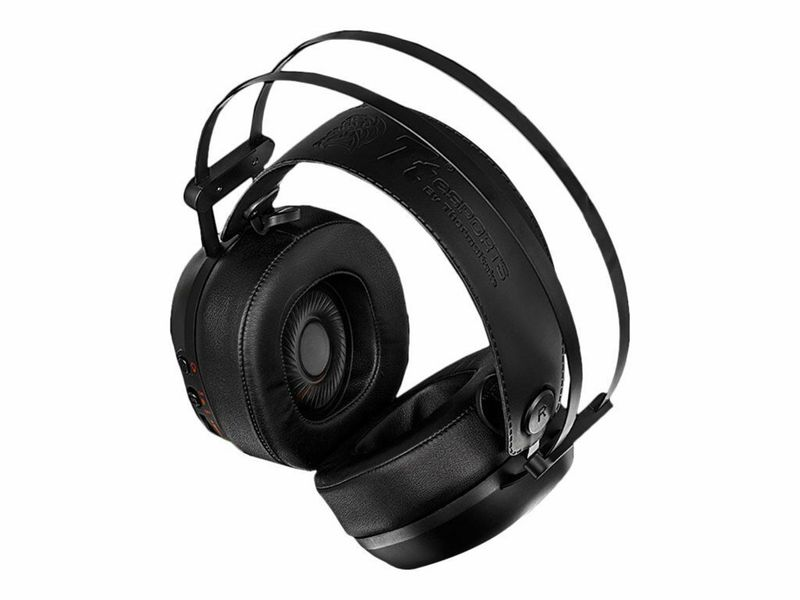 Fone de Ouvido Headset Shock Pro Thermaltake Anecbk-23