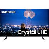 Smart TV 4K Samsung 65¿ TU8000, UHD, 3 HDMI, 2 USB, Wi-Fi Integrado