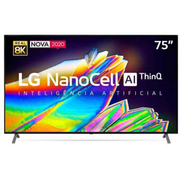 "Tv 75"" Nanocell LG 8k Smart - 75nano95"