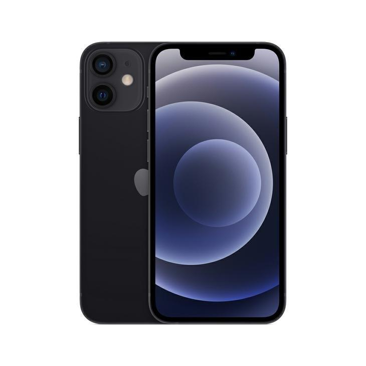 Celular Smartphone Apple iPhone 12 Mini 256gb Preto - Dual Chip