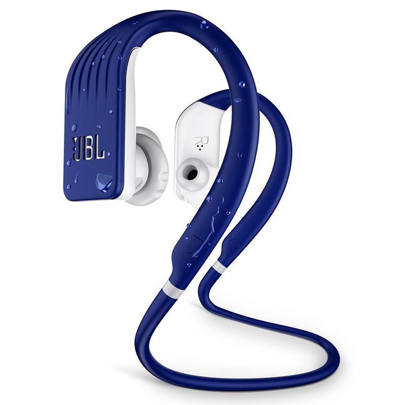 Fone de Ouvido Endurance Jump Waterproof Ipx7 Bluetooth Azul Jbl