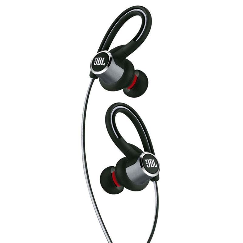 Fone de Ouvido Intra-auricular Bluetooth Reflect Contour 2 Preto Jbl Jblrefcont2blkbr