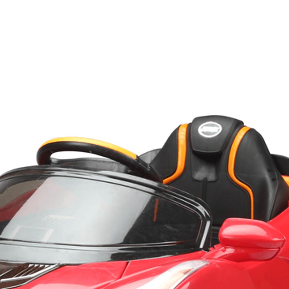 Menor preço em Carro Elétrico Luxo C Controle Remoto Vermelho Bel Brink