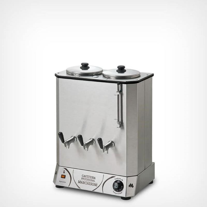 Cafeteira Industrial/comercial Marchesoni Profissional Inox 220v - Cf4121122