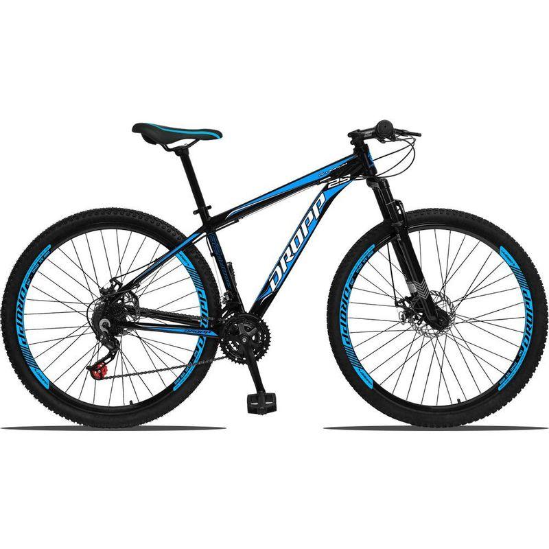 Bicicleta Dropp Z3 Disc H T17 Aro 29 Susp. Dianteira 27 Marchas - Branco