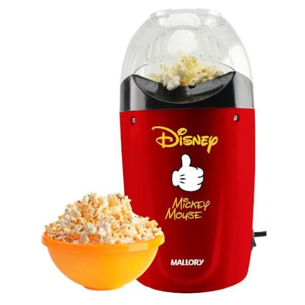 Imagem de Pipoqueira Elétrica Mallory Disney Mickey Mouse 1200W