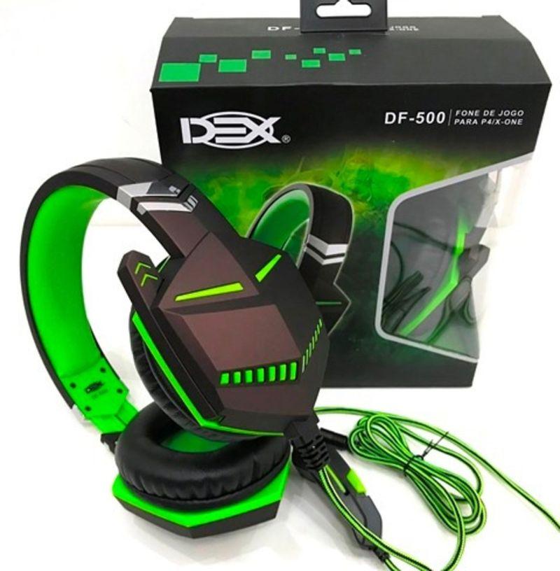 Fone de Ouvido Dex Df-500