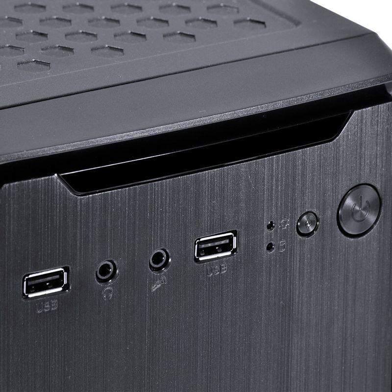 Desktop Skul Business H100 Hj18001208 Celeron J1800 2.41ghz 8gb 120gb Intel Hd Graphics Linux Sem Monitor