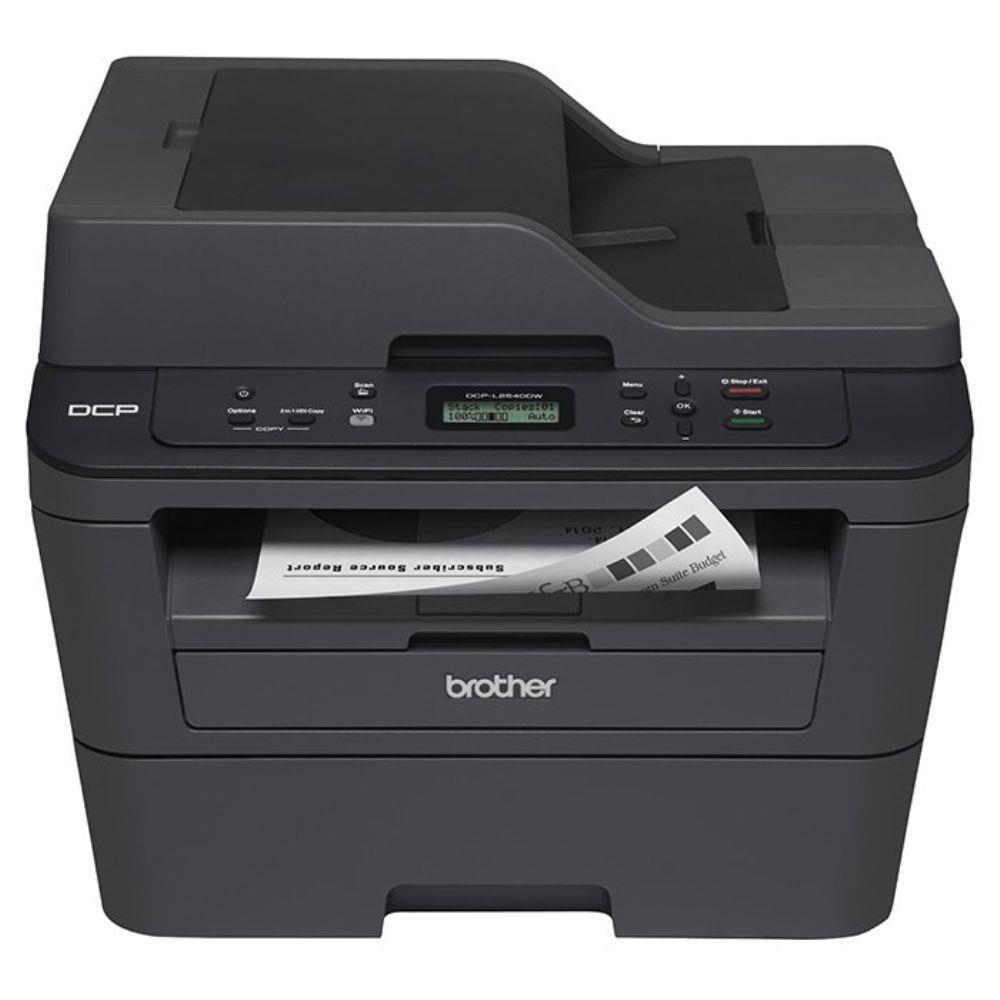 Imagem de Impressora Multifuncional Brother Laser DCP-L2540DW