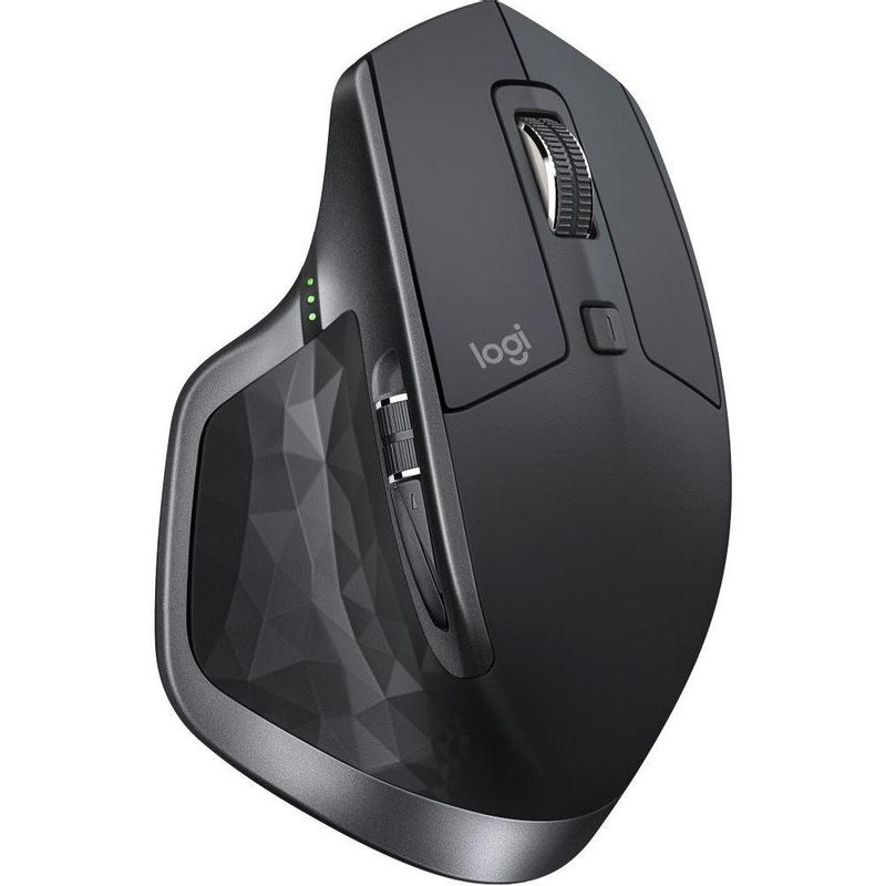Mouse Wireless Laser 1600 Dpis Mx Master 2s 910-005131 Logitech