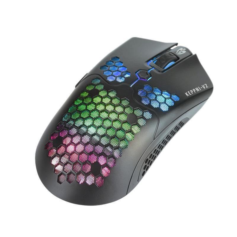 Mouse 12000 Dpis Keppni V2 Eg-111 Evolut