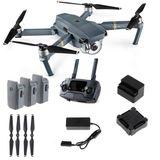 Drone DJI Mavic 1 Pro Combo - Semi Novo
