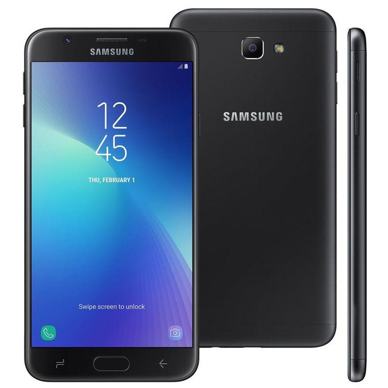 Celular Smartphone Samsung Galaxy J7 Prime 2 G611m 32gb Preto - Dual Chip