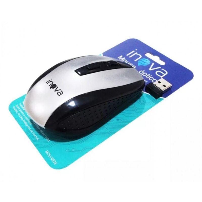 Mouse Bluetooth Mou Mou 6924 Inova