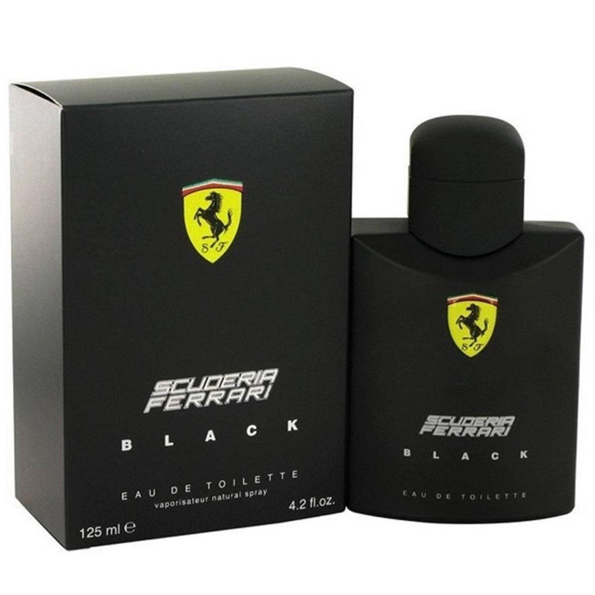 Imagem de Perfume Scuderia Ferrari Black 125ml