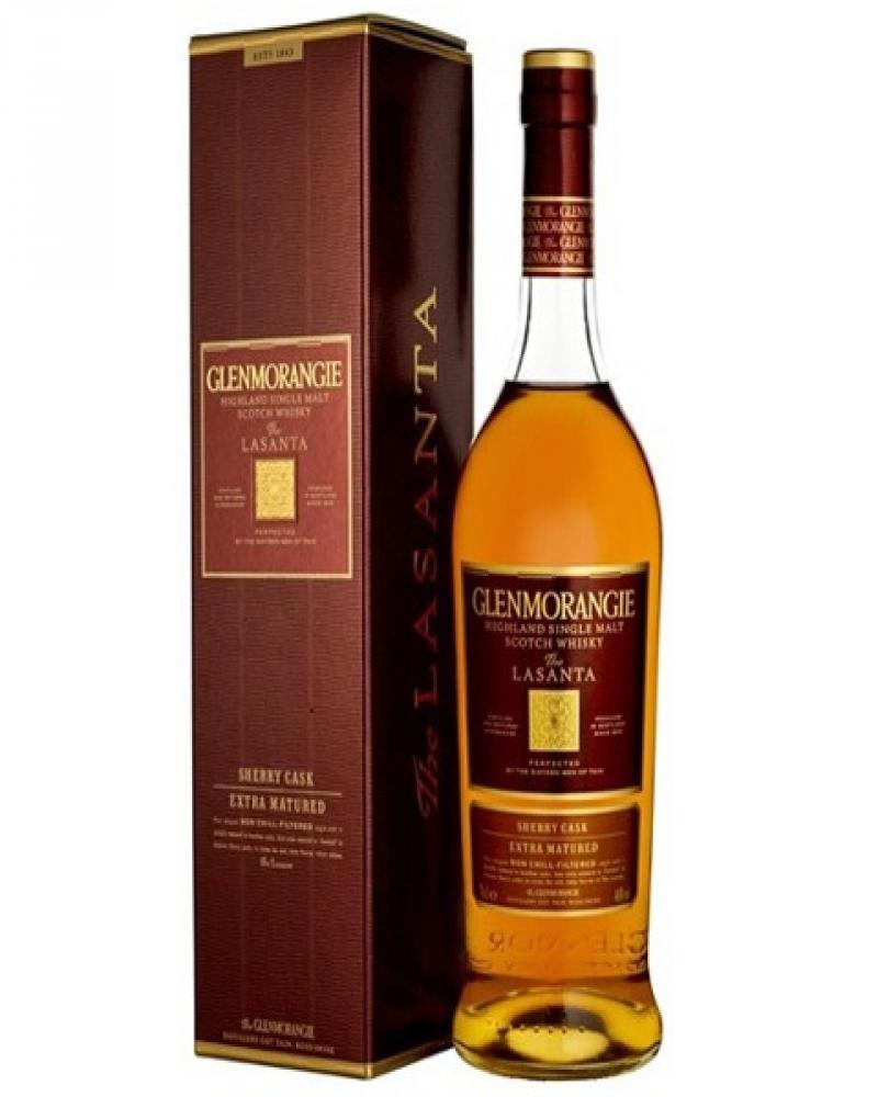 Imagem de Whisky Glenmorangie The 10 Anos 750ml